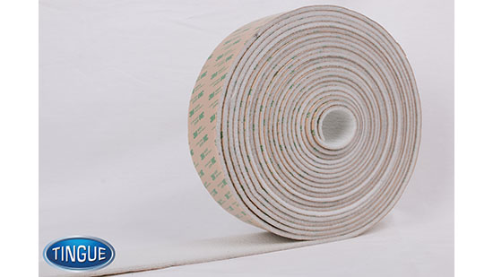 Self Adhesive Spiral on Padding