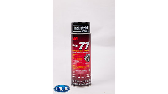#77 Spray Adhesive