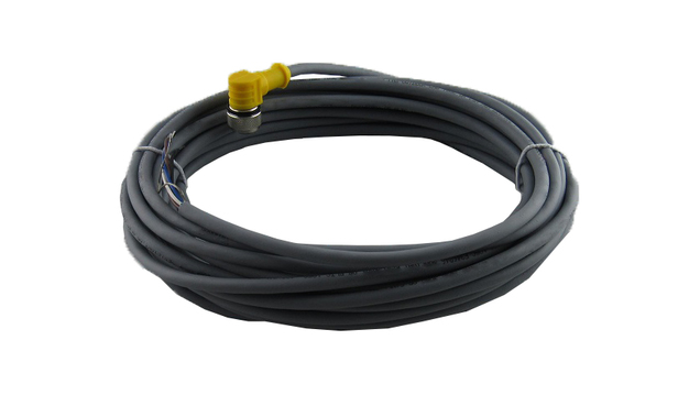 BLACK ROUND ENCODER CABLE