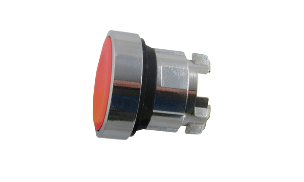 PUSHBUTTON RED, STOP MAIN MOTOR