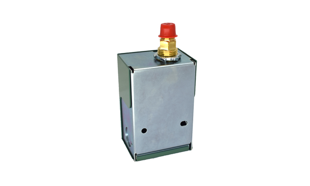 "AIR PRESSURE SWITCH 1/4"" NPT W/ ENCLOSURE"