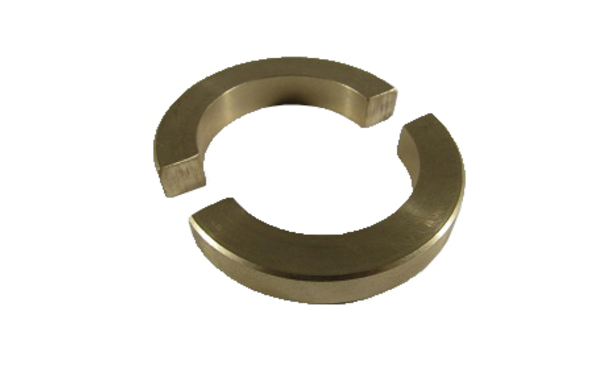 BRASS SPLIT RING, VACUUM SWING JOINT BUSHING