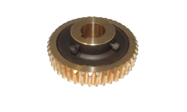 WORM GEAR, R.H., 42TH REAR, SYLON/SUPER SYLON