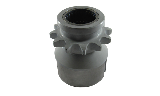 """12TH DRIVE SPROCKET WITH 2"""" NEEDLE BRNG"""