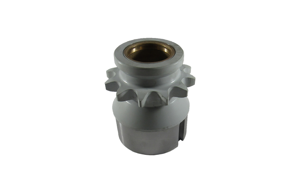 12TH DRIVE SPKT WITH BRASS BUSHING