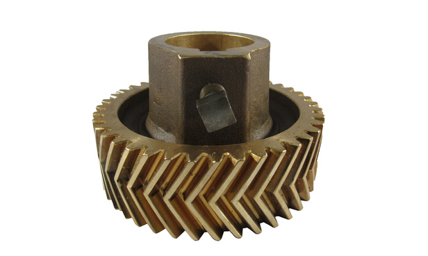 40TH HERRINGBONE PINION RH TEETH