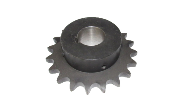 """SPROCKET 20 TOOTH 80 CHAIN SPROCKET FOR 10:1 GEARBOX WITH 1 7/8 BORE WITH 3/8"""" KEYWAY"""