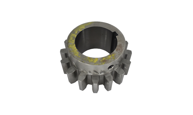 16T GEAR FOR STREAMLINE 8 OR 6 ROLL 3 1/4 BORE FOR 216T HERRINGBONE & 80T ASSEMBLY