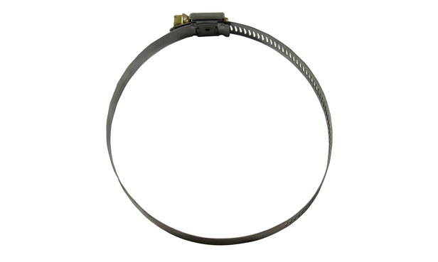 HOSE CLAMP FOR VACUUM DUCT