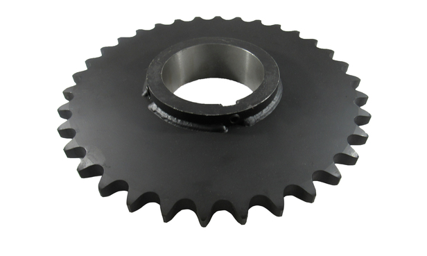 34TH SPROCKET # 100 CHAIN