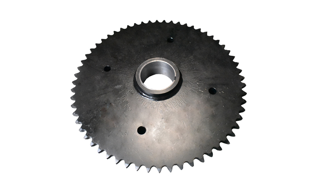 SPROCKET, 60TH, 100 CHAIN W/ SET SCREWS