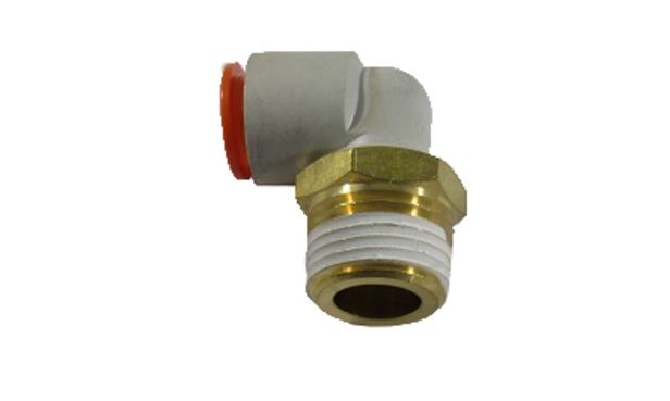 "ELBOW SWIVEL 1/2"" NPT X 1/2"" OD"