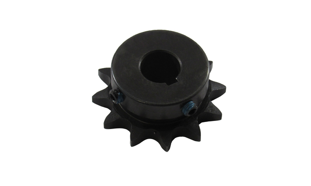 "SPROCKET #40 12T 5/8"" BORE KWAY 2 STSCW"