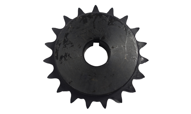 SPROCKET #40 19T 3/4 BORE KWAY STSCR