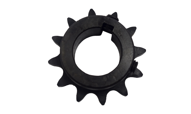 "SPROCKET, 12T 1"" BORE 40B KWAY 2SS"