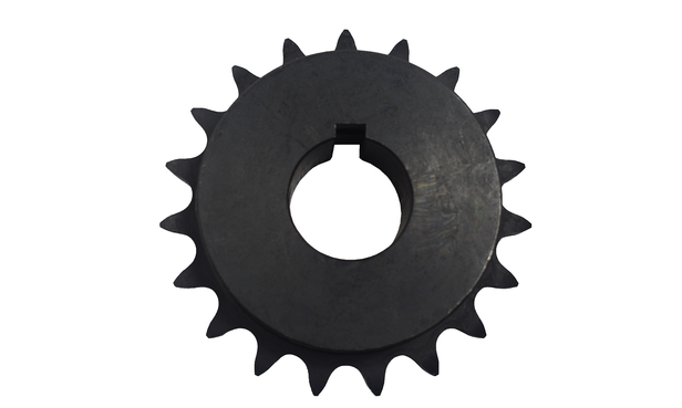 "SPROCKET #40 19T 1"" BORE KWAY 2 STSCR"