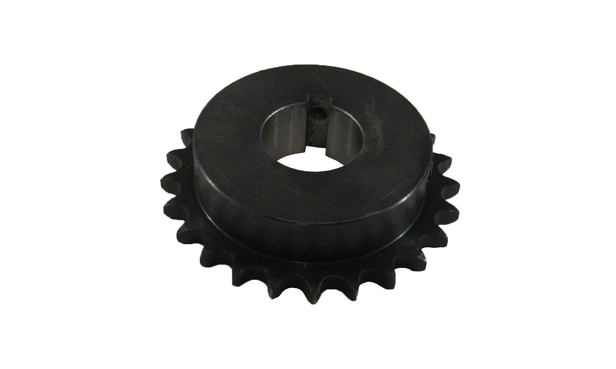 "SPROCKET #40B 25T 1-3/8"" BORE KWAY 2SS"