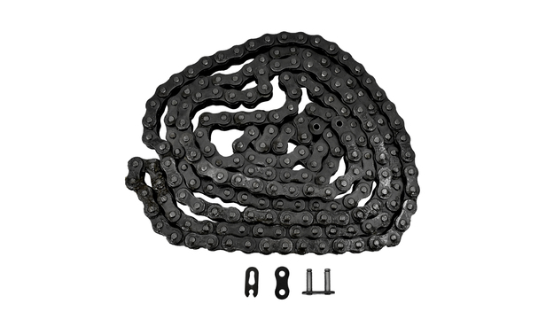 CHAIN #50 162-1/2 LINKS W CONN LINK