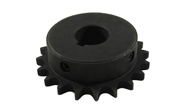 "SPROCKET, BRAKE, 40B20, 1"" BORE"