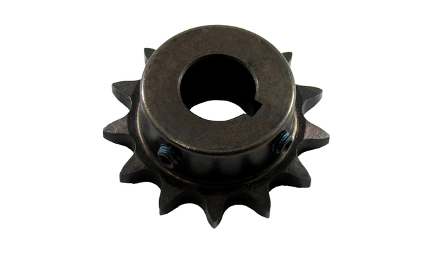 "SPROCKET #40 13T 3/4"" BORE KWAY 2 SS"