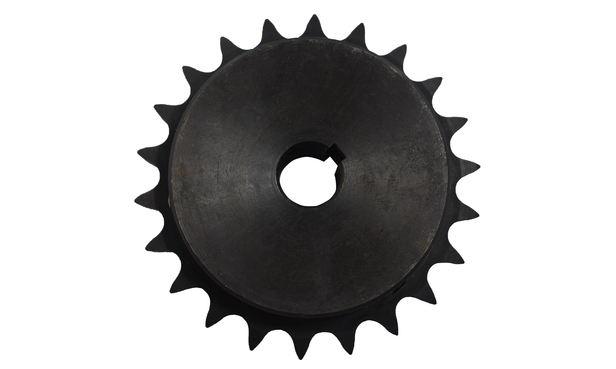 "SPROCKET #40 22T 5/8"" BORE KWAY 2 STSCREWS"