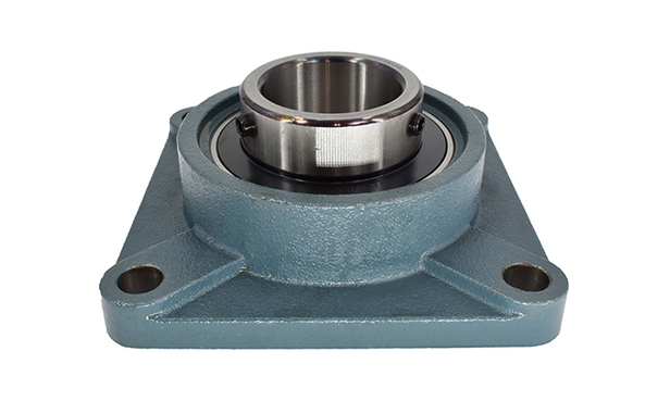 """BEARING 4 BOLT MOUNT 2-1/4"""" BORE FOR MAIN ROLL"""