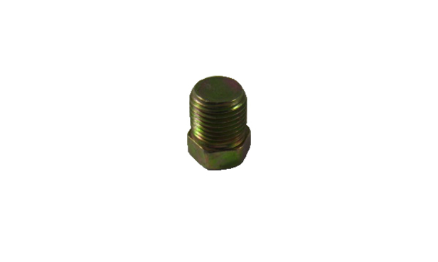 PLUG, INLET PLUG FOR HP OILER 118HP-F