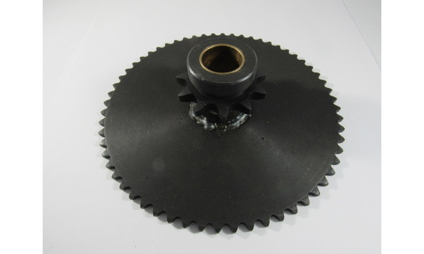 SPROCKET, FEED ROLL DRIVE SPROCKET ASSEMBLY HYPRO II