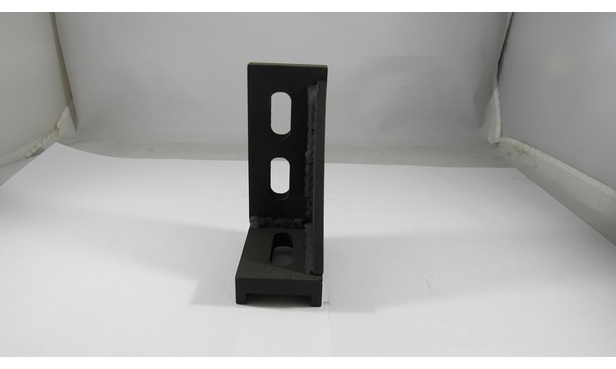 SUPPORT, FRAME SUPPORT FOR VACUUM MOUNTING BRACKET IR-3118-1002