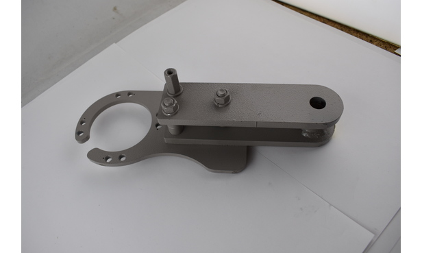 RH UPPER CLUTCH MOUNT ASSEMBLY