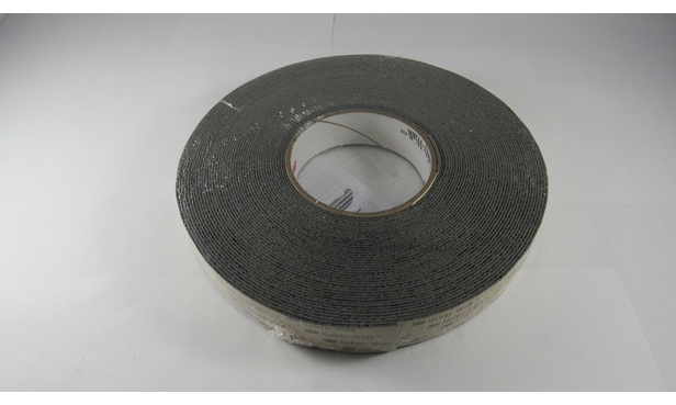 "TRACKING TAPE 1"" GRAY 60 FT ROLL"