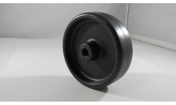 FEED GUIDE ASSEMBLY WHEEL