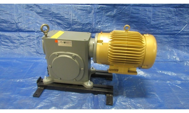 GEAR REDUCER, 20HP 250TC, USE W/CEM2334T AND 100B24 W/2-1/2 BORE, ASSEMBLY 2