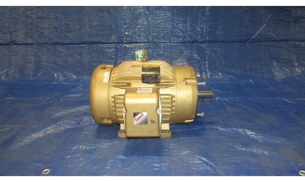 20 HP BALDOR MOTOR, USE W/ 15-20HP-GEARBOX, FOR 8-R HYPRO