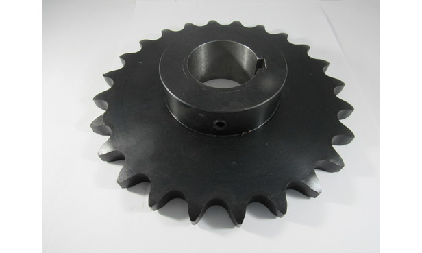 GEARBOX SPROCKET, FOR 20HP HYPRO REDUCER W/ 2-1/2 BORE W/ KEY AND TWO SET SCREWS