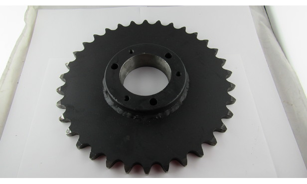 SPROCKET IDLER ROLL 140A-34 QD-E 2 11/16 SHARP TOOTH