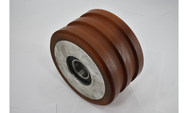 WHEEL FOR TENSIONER FOR DRIVE CHAIN TRIPLE 060.833/1