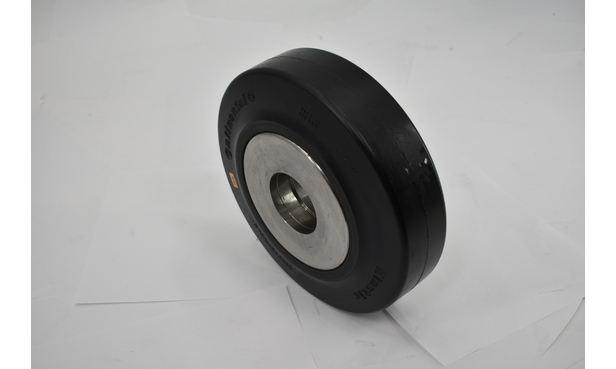 ROLLER 250MM, COMPLETE WITH BEARINGS FOR D40-D120 DRYER