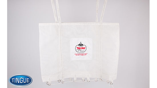 4 Strap Sling - Tab Style Bottom with O Rings - PVC Mesh