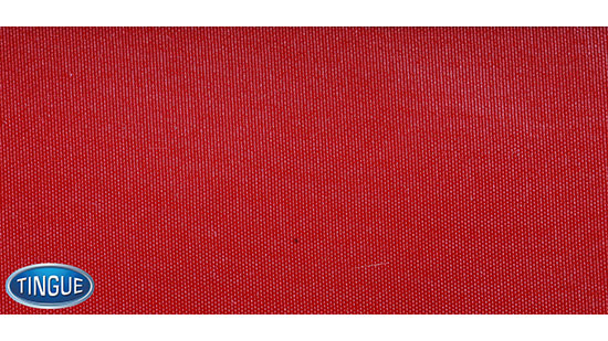 430 Denier Nylon - Red