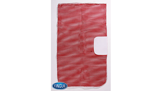 Net Bag - ID Flag - Red
