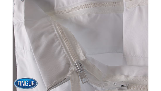Ring Sling with Zippers - 1