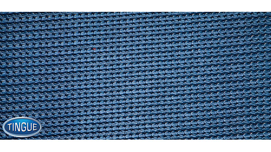 S/594 Polyester Mesh - Blue