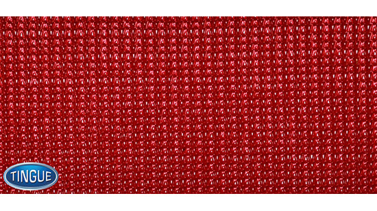 S/594 Polyester Mesh - Red